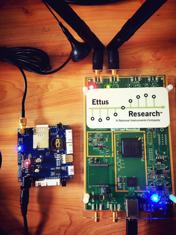 使用OpenBTS基站测试物联网模块IoT Module fuzzing with OpenBTS