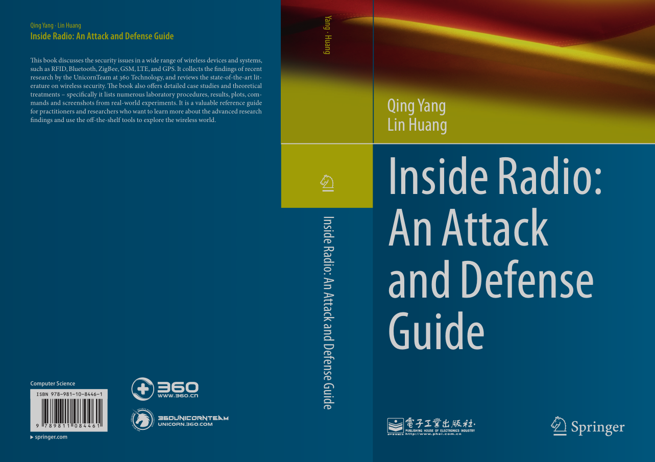 Introduction of 《Inside Radio: An Attack and Defense Guide》